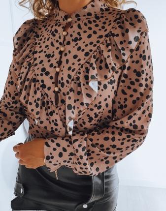 bluzka w cętki