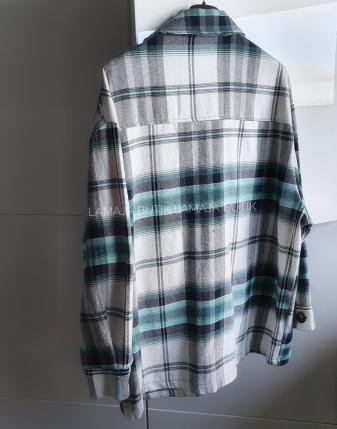 koszula wierzchnia w kratkę lamaja butik