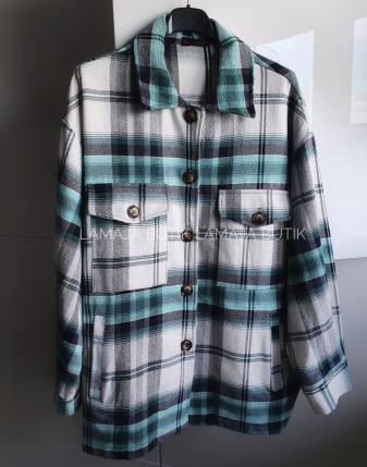 koszula wierzchnia w kratkę lamaja butik2