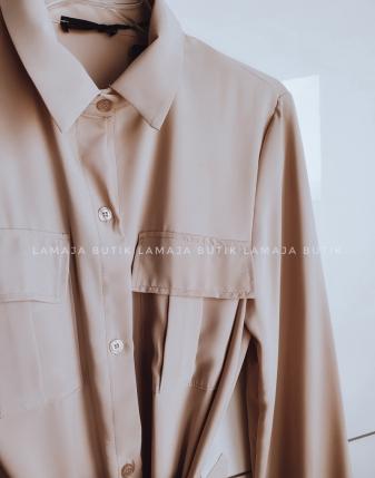 sukienka koszulowa szmizjerka damska lamaja butik 2
