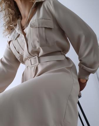 sukienka koszulowa szmizjerka damska lamaja butik 22