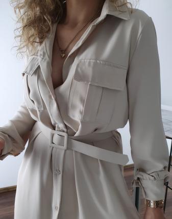 sukienka koszulowa szmizjerka damska lamaja butik 23