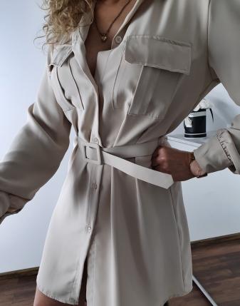 sukienka koszulowa szmizjerka damska lamaja butik 25