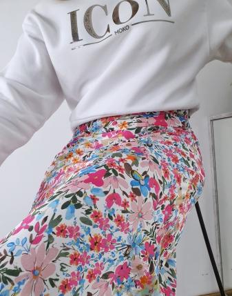 spódnica satynowa w kwiaty francesca lamaja 11