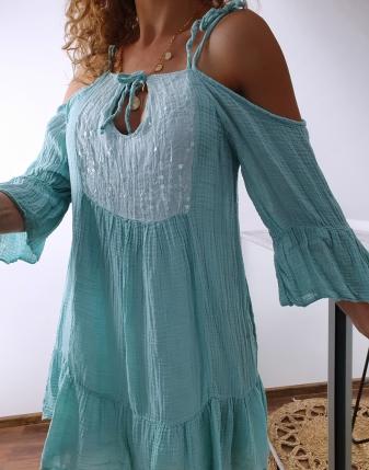 Sukienka muślinowa Maldives