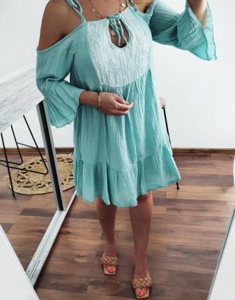 Sukienka muślinowa Maldives 1