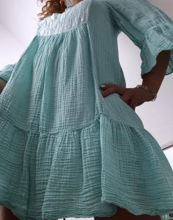 Sukienka muślinowa Maldives 3