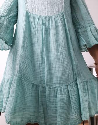 Sukienka muślinowa Maldives 9