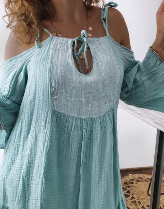 Sukienka muślinowa Maldives 12