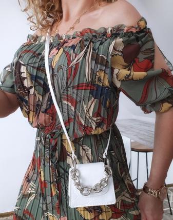 sukienka plisowana w kwiaty3
