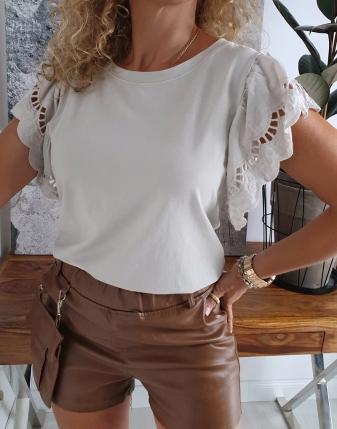 bluzka motylek haftowana  4