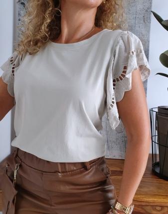 bluzka motylek haftowana  6