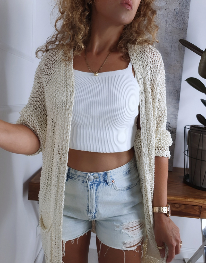 sweter narzuta boho 1