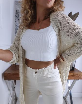 sweter narzuta boho 1 2