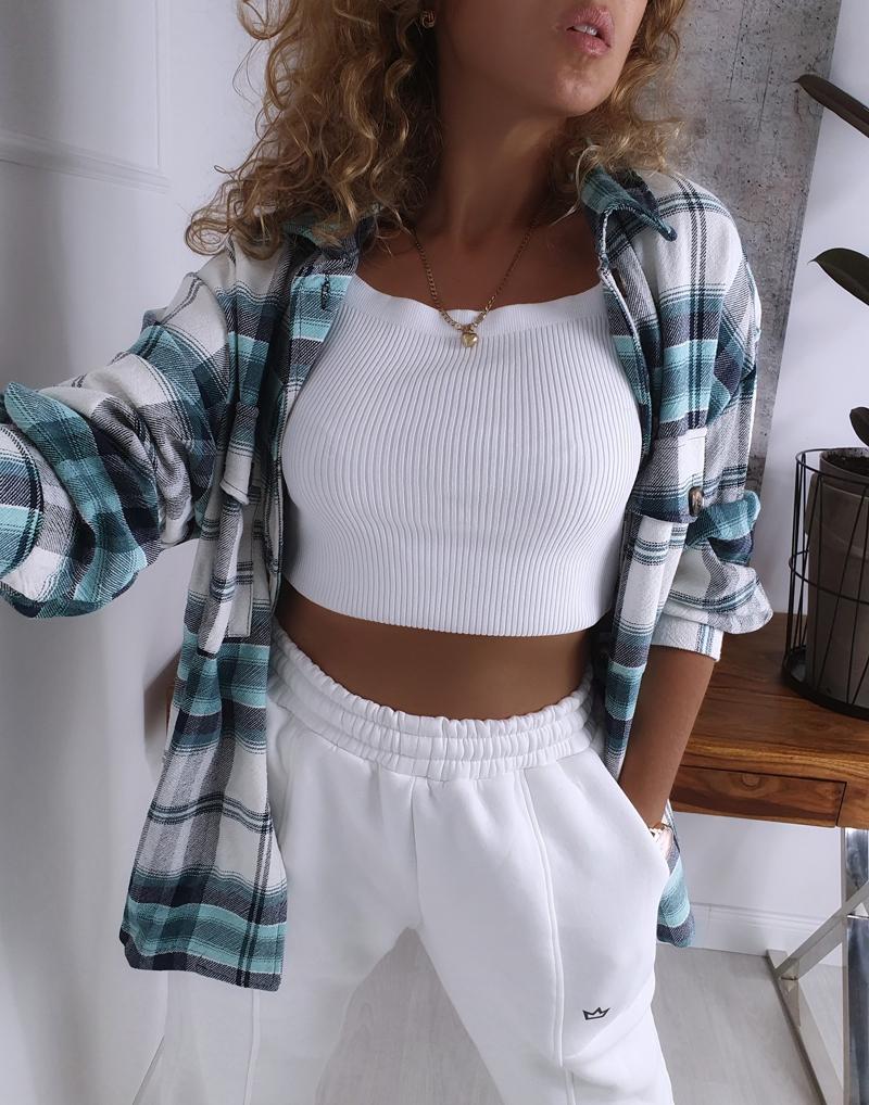 koszula wierzchnia w kratkę lamaja butik23