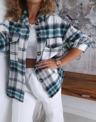 koszula wierzchnia w kratkę lamaja butik215