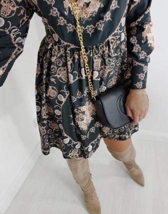 Sukienka wzór orient