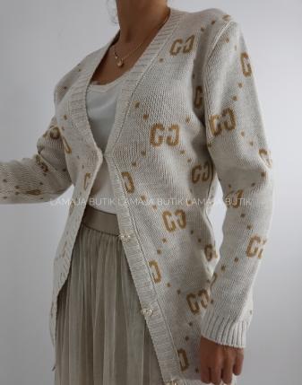 sweter jasny gg